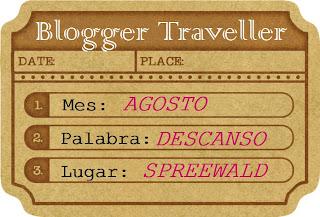 Título Blogger Traveller