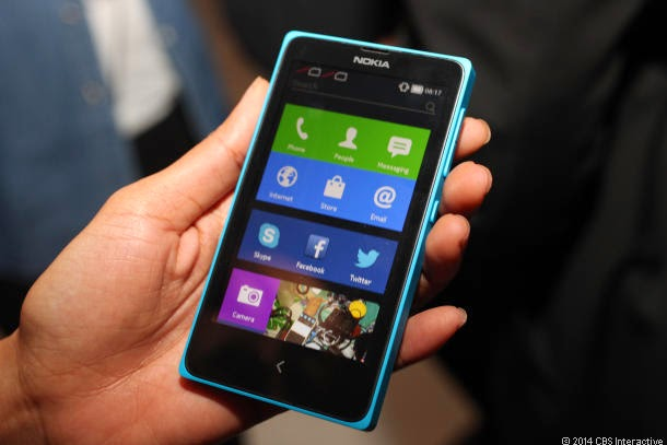 Harga Nokia X+ dan Spesifikasi Lengkap