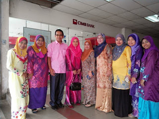 Majlis Rumah Terbuka Aidilfitri Pergerakan Puteri Umno Bahgian Besut|yb tengku zaihan|yb abe adi| cimb jerteh