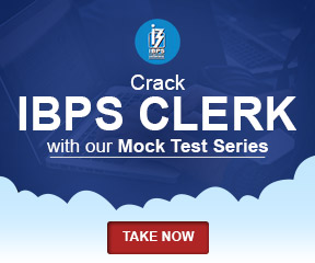 Get a Free Mock for IBPS Clerk