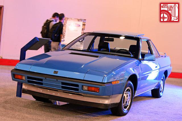 Subaru Alcyone XT stary japoński samochód oldschool klasyk sportowy