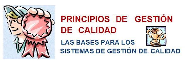 Principios de <em>la gestión de calidad</em>