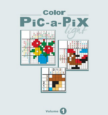 Color Pic-a-Pix Light walkthrough: