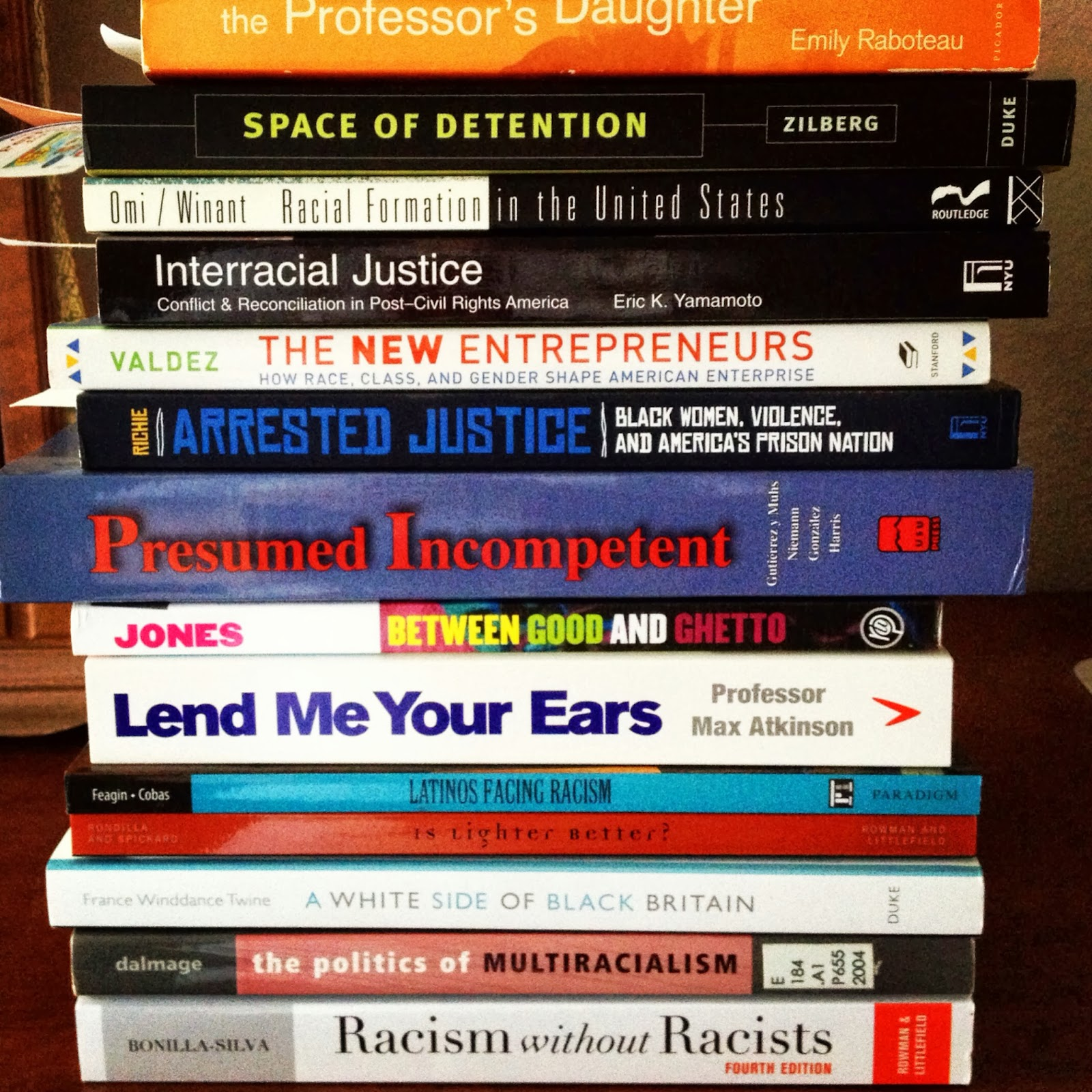 get a life phd how to a lot i posted that picture nearly three weeks ago and have gotten through five of those books this post will explain how i keep up my reading