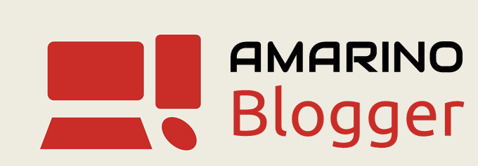 Amarino Blogger