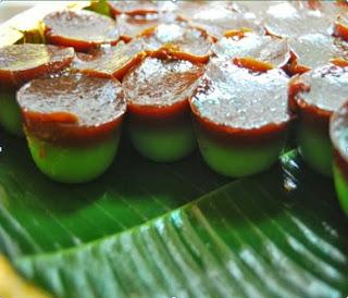 Resep dan Cara membuat Kue Talam Hijau