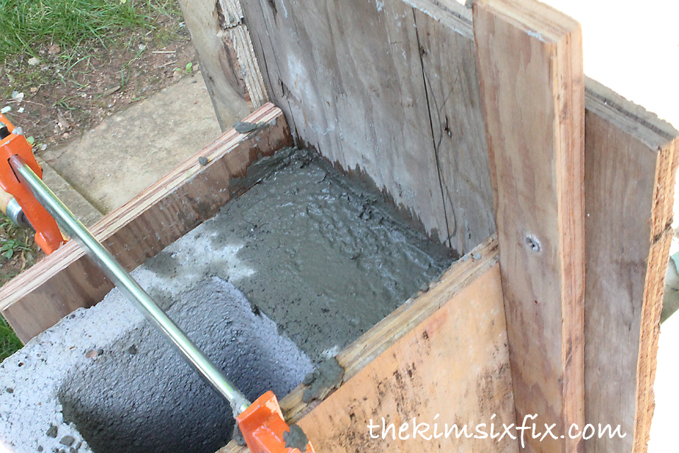 Masonry 101: How to Repair A Concrete (Cinder) Block Wall - The ...
