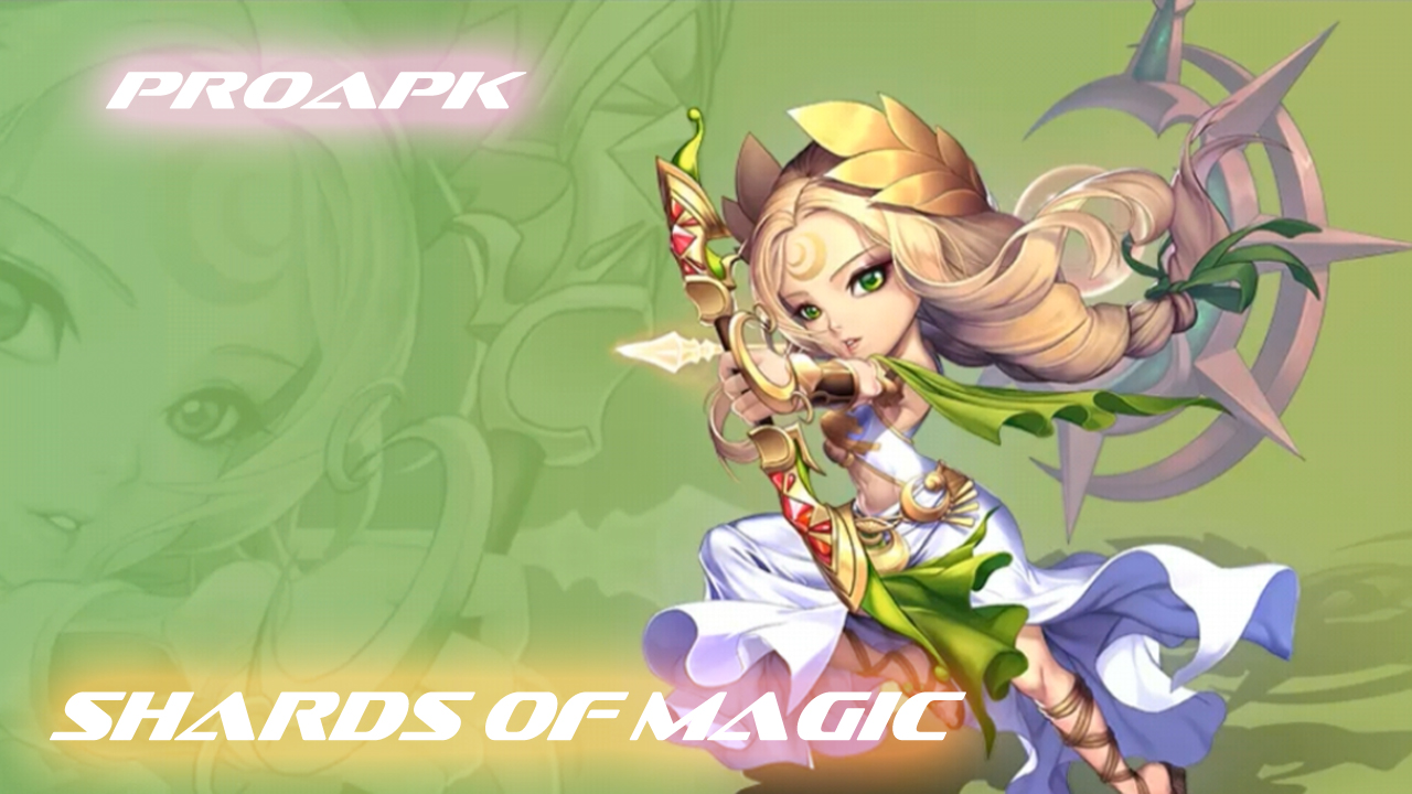 Shards of Magic Gameplay IOS / Android