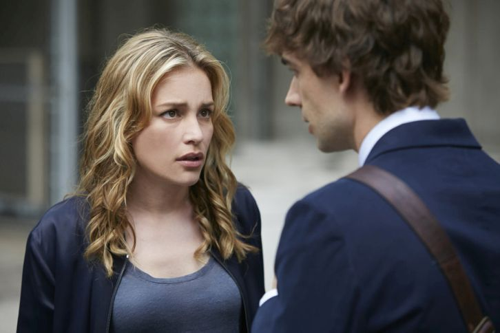 Covert Affairs - Episode 5.10 - Sensitive Euro Man - Promotional Photos