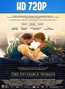 The Invisible Woman 720p Español Latino 2013