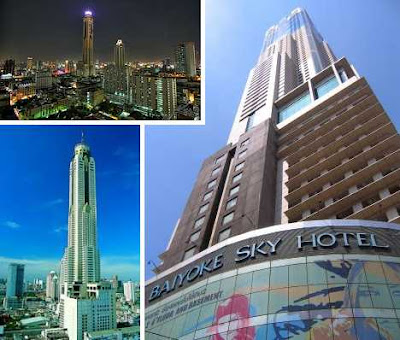10 tallest 5 star hotels of the world hotels of the world for Tallest hotel in the world