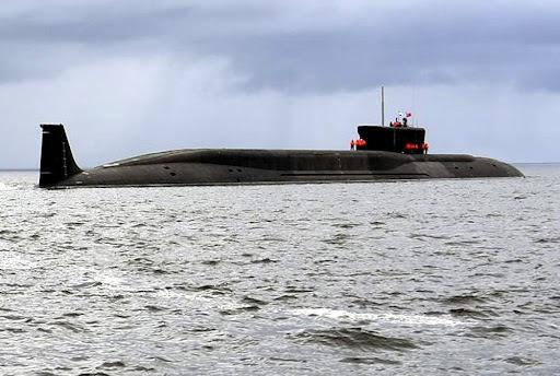 Kapal Selam Nuklir