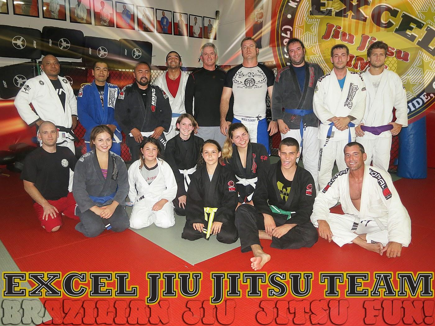 blended martial arts drills