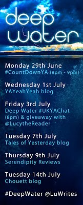 Deep Water Blog Tour