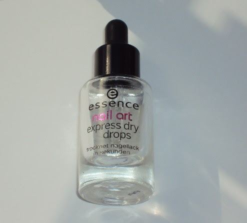 Essence Quick Dry Drops.