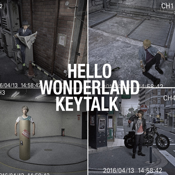 [Single] KEYTALK – HELLO WONDERLAND (2016.04.13/MP3/RAR)