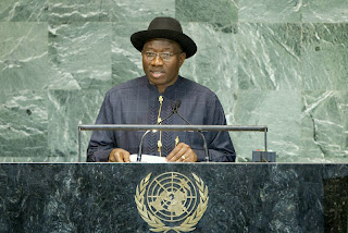 Must Read: Pres. Jonathan's Speech At The 68th UNGA