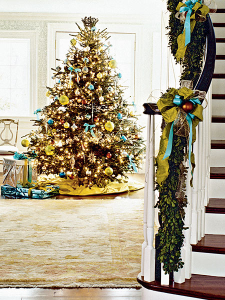 Jodie carter design christmas decorating for Decor8 home and holiday