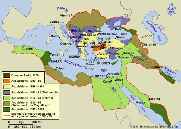 why the ottoman empire proved to
