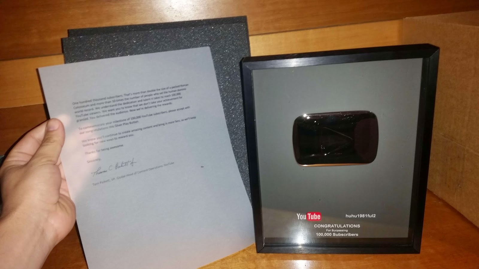 جوائز اليوتوب للقنوات