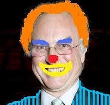 Dawkins the clown