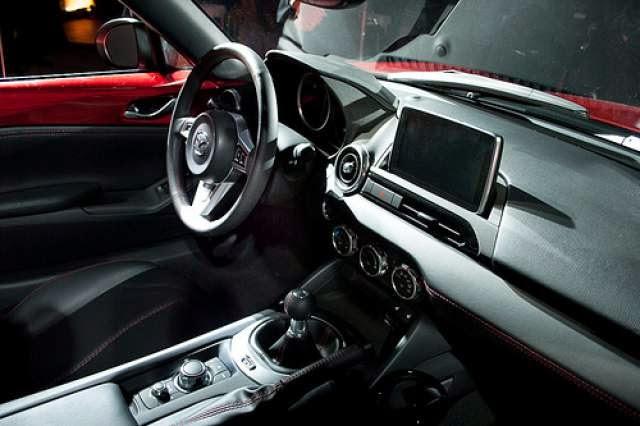2016 Mazda RX7 Interior