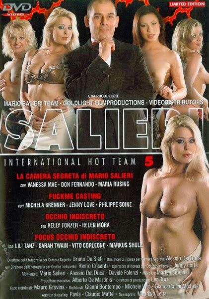 XXX Mario Salieri – International Hot Team 5 (2006)