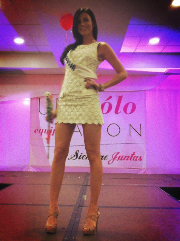 Nastassja Bolivar - Miss Nicaragua Universe 2013