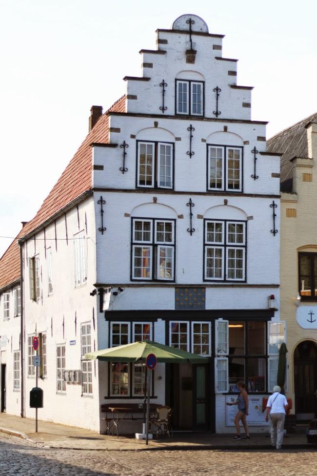Sankt Peter Ording und Friedrichstadt