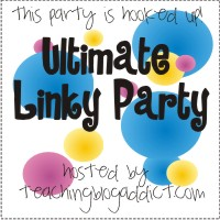 Ultimate Linky Party on TBA