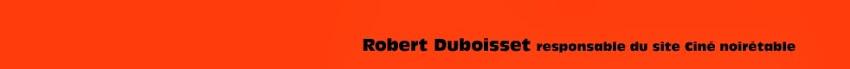 Robert Duboisset, responsable du site Ciné de Noirétable
