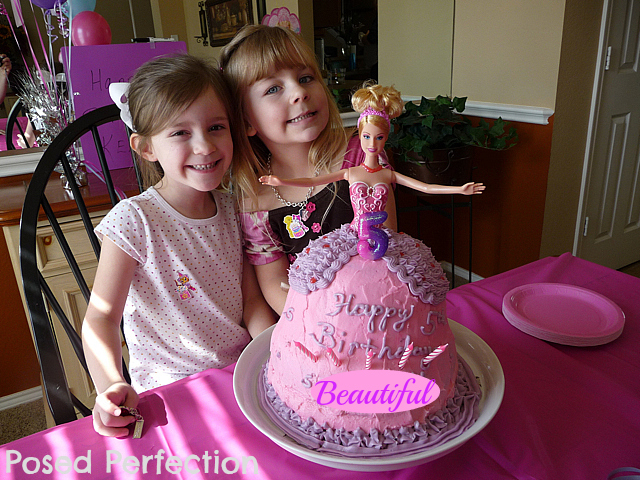 Posed Perfection Girly Birthday Themes Through the Years