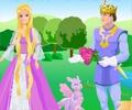 jogos gratis on Barbie Rapunzel