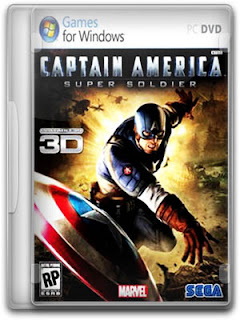 Captain america super soldier pc completo