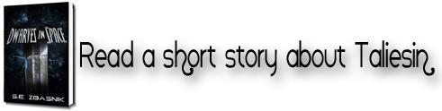 Taliesin Short Story