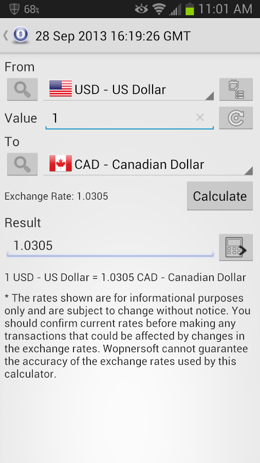 Unit Converter Plus app for android