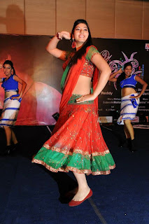 Sarah Sharma Dance Performance and Pictureshoot Gallery at Disco Telugu Movie Audio Release Function