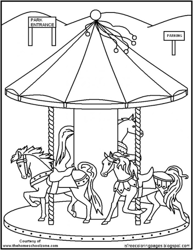 Carnival Coloring Pages | Free Coloring Pages