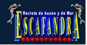 Revista de buceo Escafandra