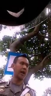 Gara – Gara Minta SPT Razia, Pria Ini Malah Dilaporkan Ke Reskrim Oleh Kasat Lantas Polres Batusangkar