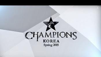 LCK 2015 Mùa Xuân ngày 16/01 (Tổng hợp)
