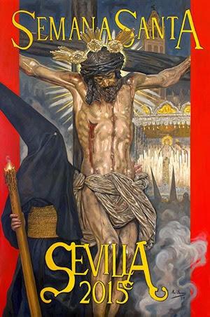 Cartel Semana Santa de Sevilla 2015