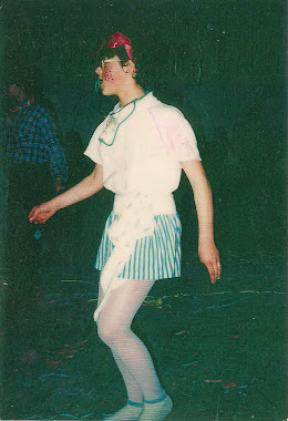 DANÇA JAZZ FOFINHAS 1983