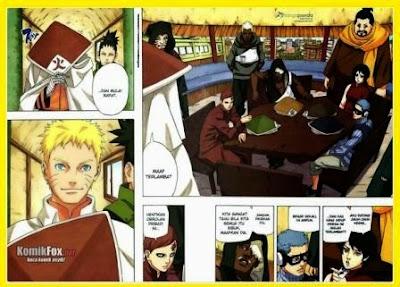 gambar episode terakhir Naruto