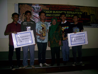 1st & 2nd Winner | SIMBIS JA TITAN IPB 2009