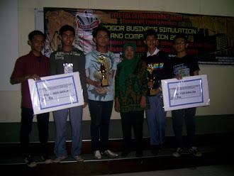 1st & 2nd Winner | SIMBIS JA TITAN IPB 2009