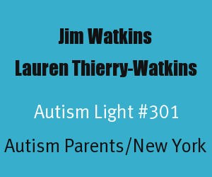 Article Header for Jim and Lauren Thierry Watkins Autis Light Number 301