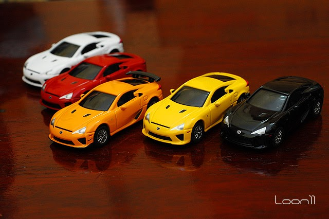 my die cast life tomica limited lexus lfa. Black Bedroom Furniture Sets. Home Design Ideas