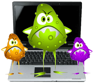 Eliminar Virus Malwares Troyano