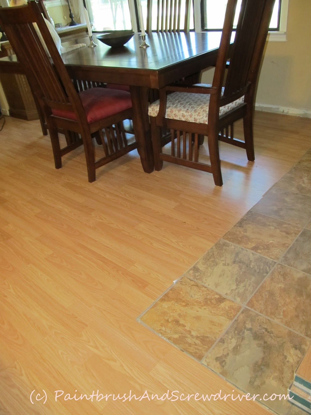 Laminate Flooring How Do I Get The Last Piece Of Laminate